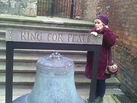 Home. Ring For Peace
